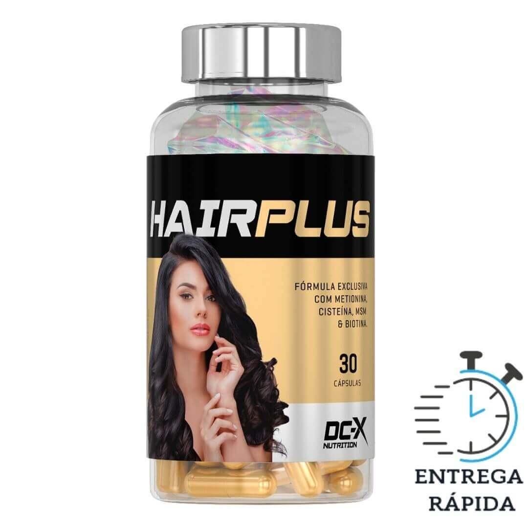 Hair Plus 30 cápsulas
