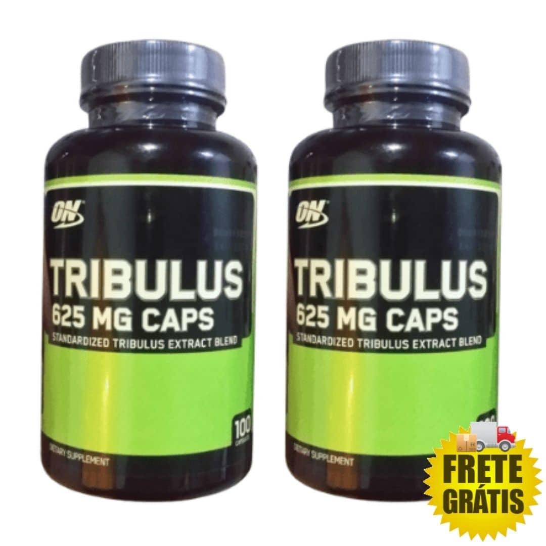 2 Potes Tribulus Terrestris 625mg ON (100 + 100 cápsulas)
