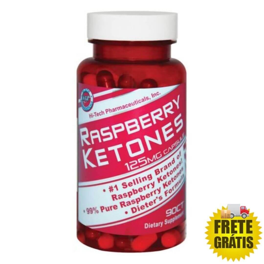 Raspberry Ketones 125mg Hi-Tech Pharmaceuticals