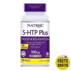 5-HTP Plus Natrol 100mg - 150 tabletes