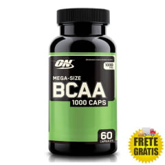 BCAA 1000 ON - Optimum Nutrition - 60 cápsulas