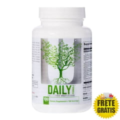 Multivitamínico Daily Formula Universal - 100 tabletes