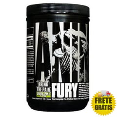 Pré-Treino Animal Fury Universal Nutrition - 30 porções