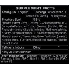 Stimerex Hardcore Hi-Tech Pharmaceuticals