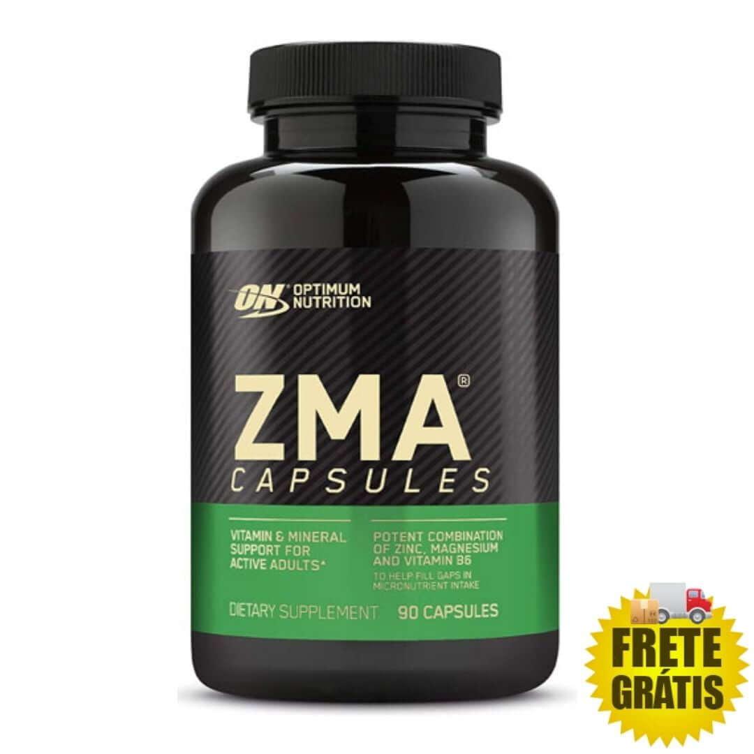 ZMA ON - Optimum Nutrition (90 ou 180 cápsulas)